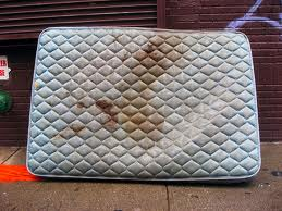 What S So Funny About A Bloodstained Mattress Photo