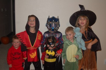 Halloween Party 2009 012